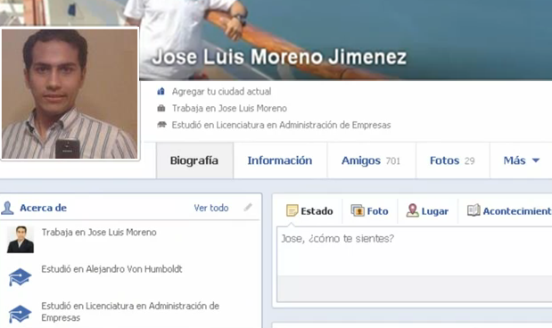 nueva biografia 2013 facebook
