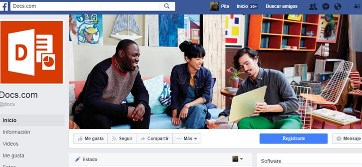 ¿Cómo compartir archivos de Excel, Power Point, Word y PDF en una página de Facebook?