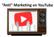 acciones anti marketing youtube