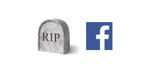 contacto de legado y cuenta conmemorativa en facebook