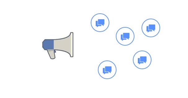 Anuncios de Facebook Ads: Objetivo interacciones