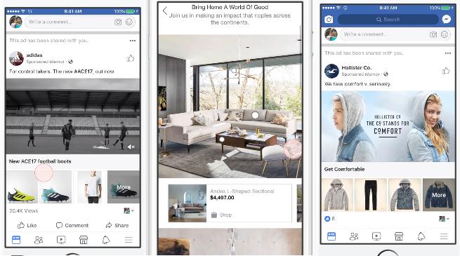 Noticias Facebook Ads Septiembre 2017